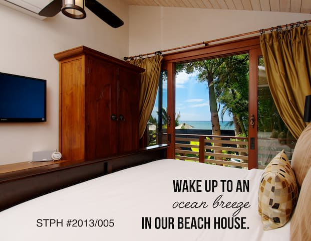 Paia Inn - 3 Bedroom Ocean Front Beach House