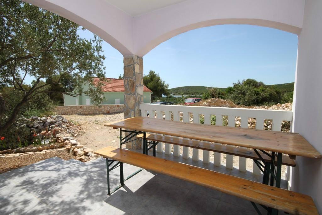 Terrace 1, Surface: 8 m²