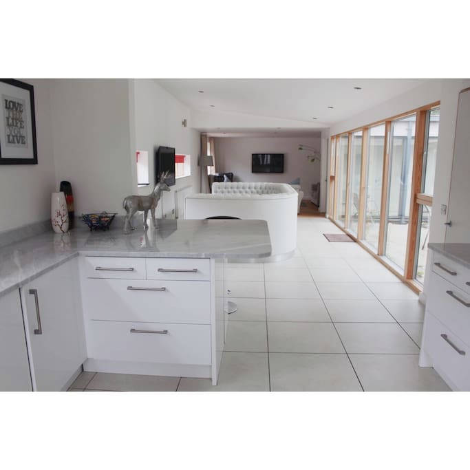 Kitchen\Living room