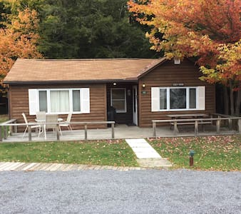 4th Lake Waterfront Cottage - Old Forge - Hus