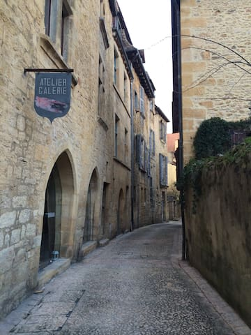 Studio de charme - Sarlat-la-Canéda - อพาร์ทเมนท์