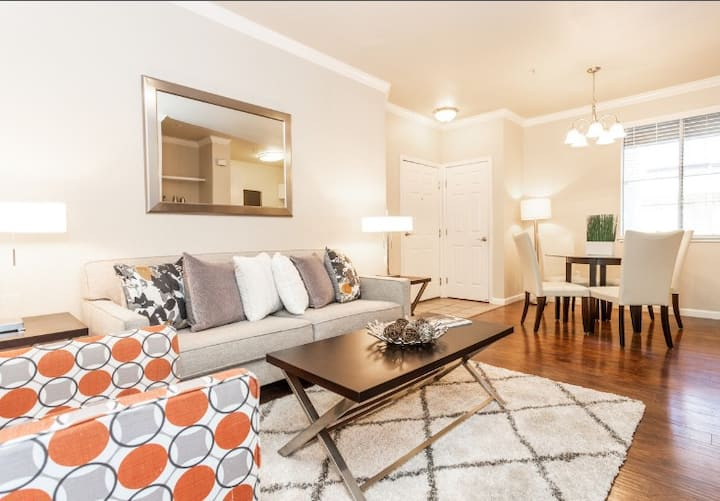 Stay in a place of your own   2BR in Dublin