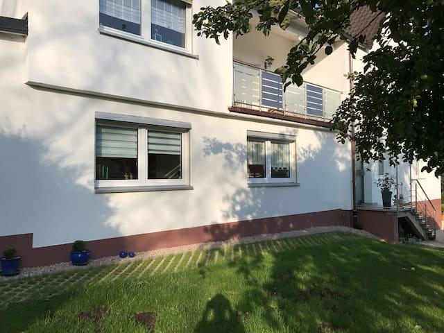 Gemütliche Wohnung im Herzen Frankens - Pressig - Apartment