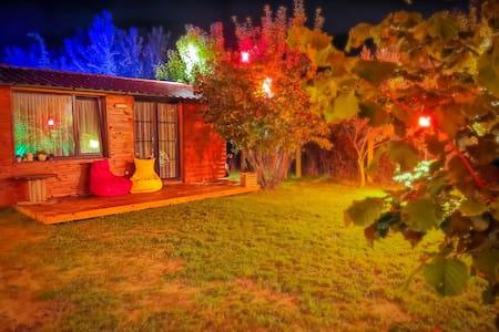 Karma Natura - Size ozel bahcedeki bungalow`unuz