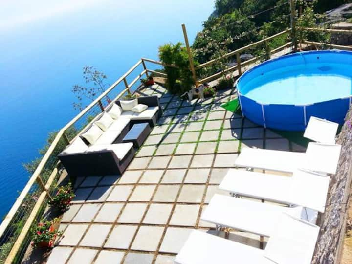 Villa Ametista, Amazing Sea View, Amalfi Coast