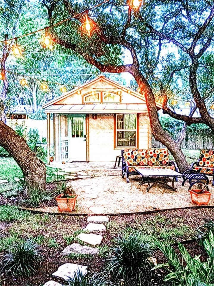 Butterfly Haven Cottage - Priv Entry Conv 2 DT&All