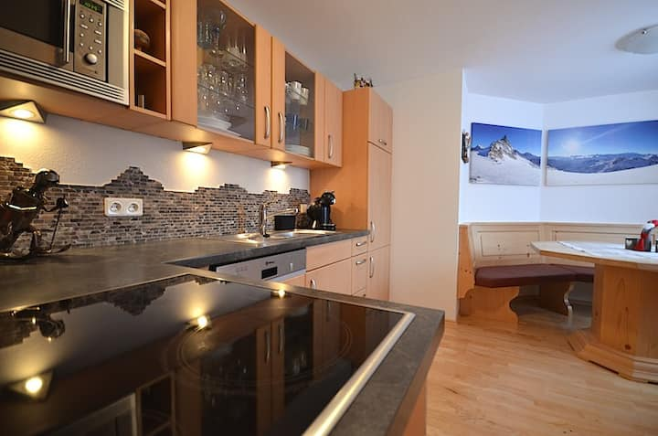Sonnplatzl apartment in Kirchberg