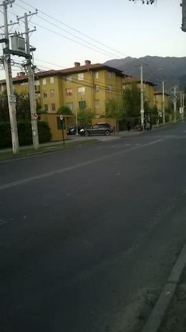 se renta habitación en departamento - Puente Alto
