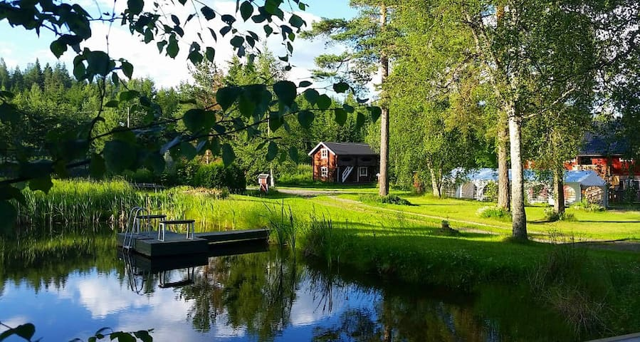 Lovely Farm in countryside with many facilities - Hyvinkää