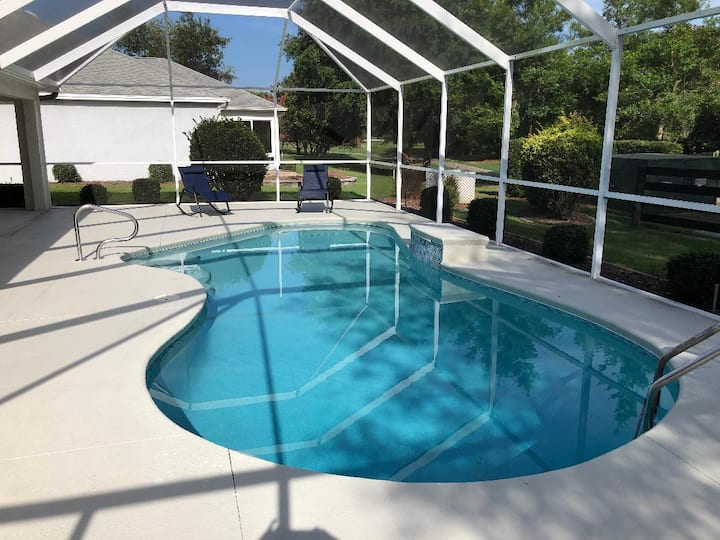 3/2 POOL home in The Villages at Polo Ridge.