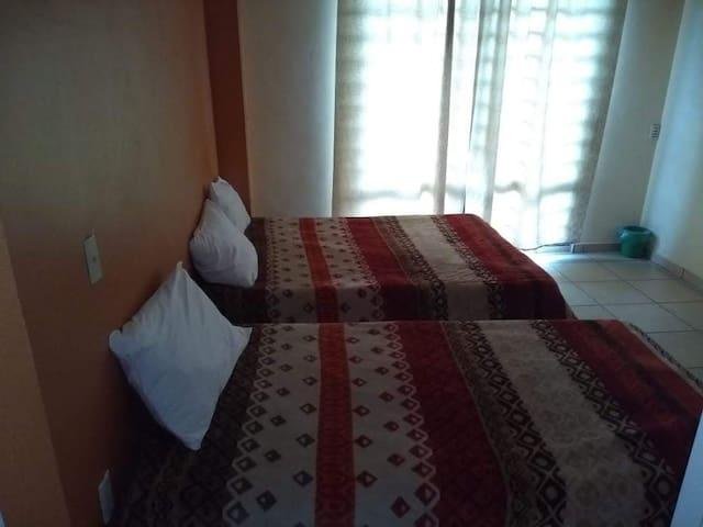 Hotel del Centro habitación 6