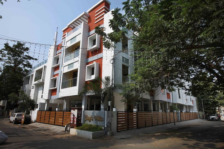 Sree Devi Residency serviced apartments, T.Nagar