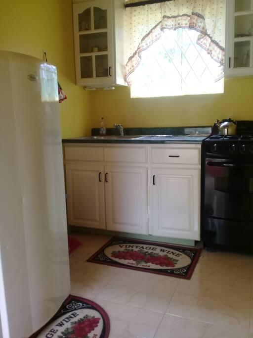 Apartment2 kitchen