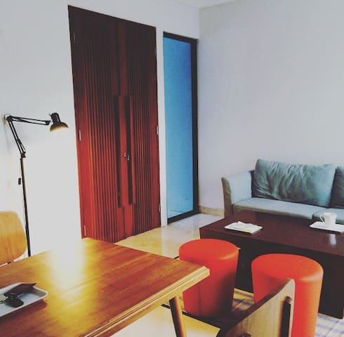 Simply clean and cozy 3 bedroom - Sanur  - Loft