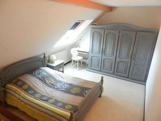 Appartement meublé: Les Bleuets - Burnhaupt-le-Haut - Apartment
