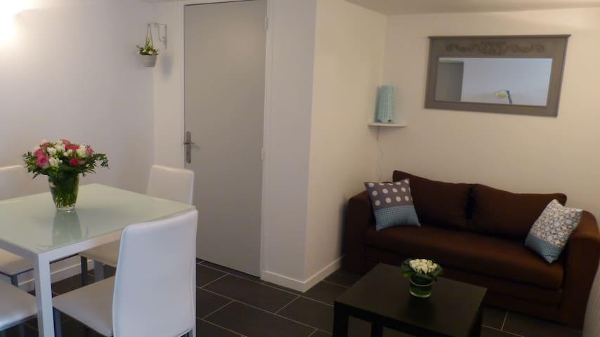 Bel appartement à Caen, vue exceptionnelle - Caen - Huoneisto