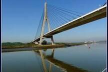 Ponte Portugal/Espanha