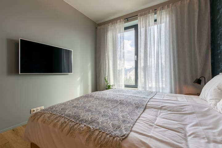 Tallinn Luxury Apartments - 2 Bedroom, sauna, view