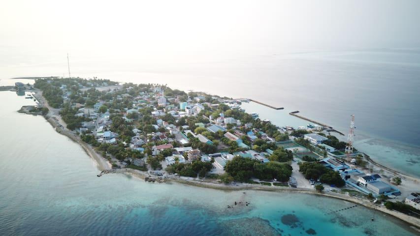 Our island - Mahibadhoo