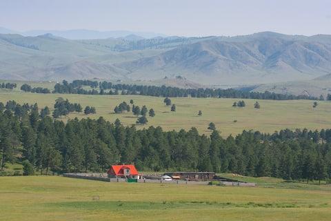 Zulzaga farm house