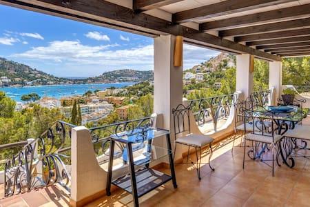 Exclusive villa with spectacular views - Villa Amanda