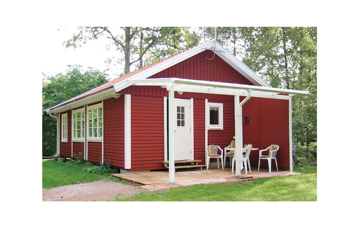 Awesome home in Färjestaden with 2 Bedrooms