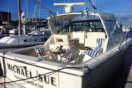 "Luxury Floating Condo on the Water - ""Michael Sue"" - New Bern"