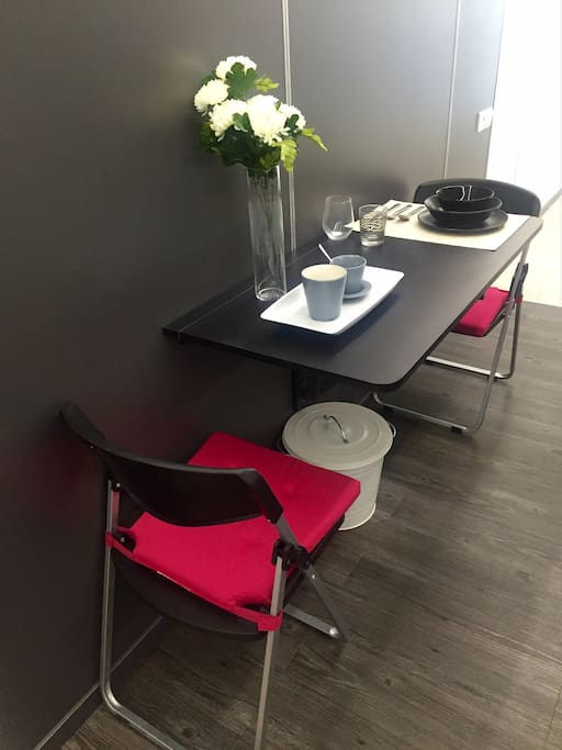 apt studio 4 r sidence jean prouv appartements. Black Bedroom Furniture Sets. Home Design Ideas
