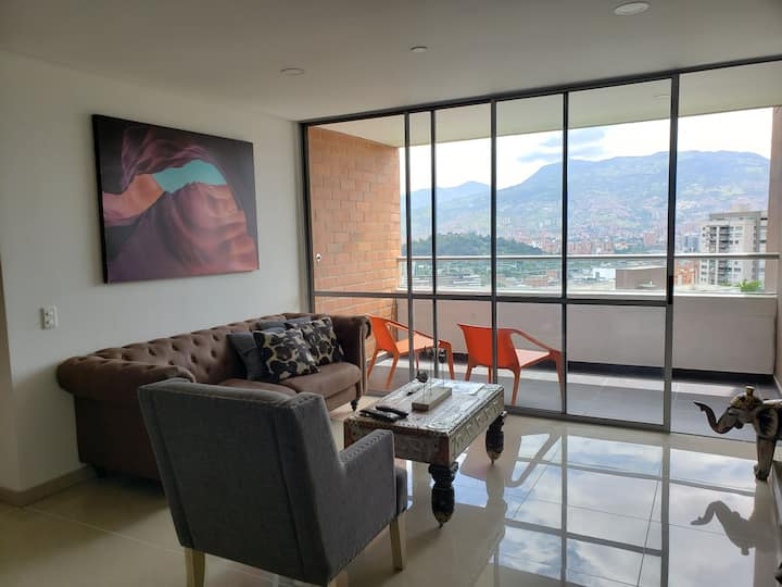 Amazing and modern Apartment in Poblado