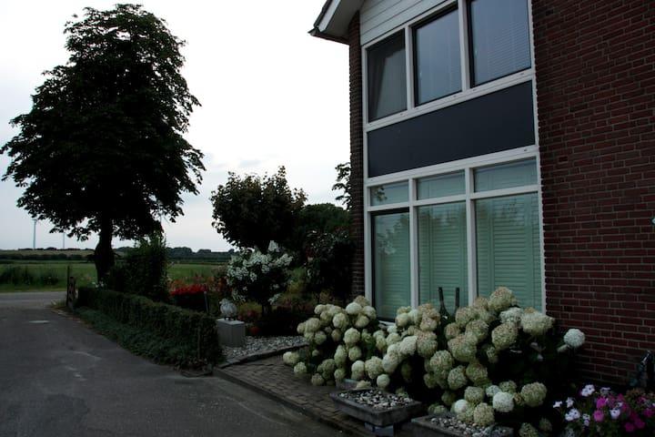 B&B Schapen en Slapen - Waalwijk