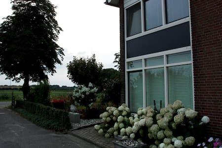 B&B Schapen en Slapen - Waalwijk - Bed & Breakfast