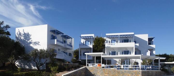 Milatos Village agrotourism hotel-Melina's flat