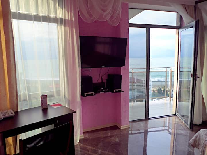 Suite Room with Panoramic Sea View
