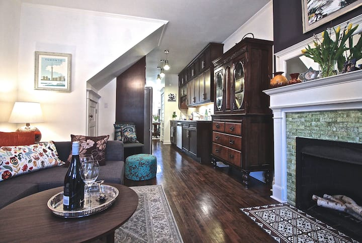 Wits End - The Perfect Toronto Pied-A-Terre!