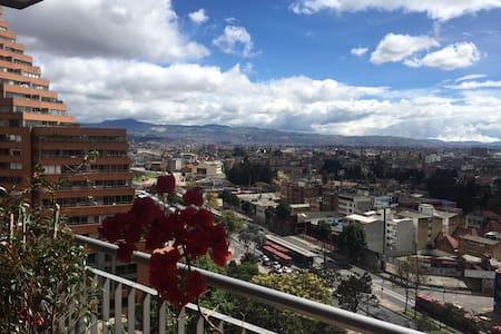 Habitación Centro Internacional Bogota - Bogotá - Appartement
