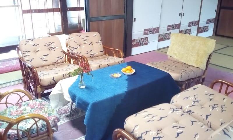 古民家一棟貸し『伊勢路 むかしのくらし体験の宿』Traditional Japanese House