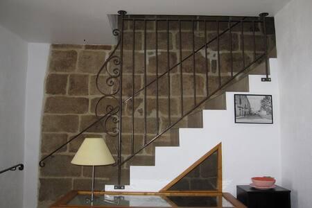 Maison de village Sud Ardèche - VINEZAC - Hus