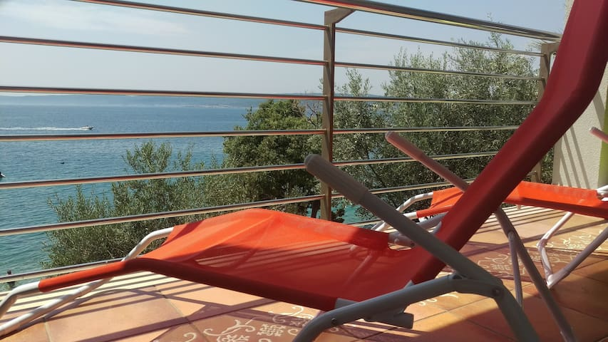 Selce - Apartment with stunning sea views