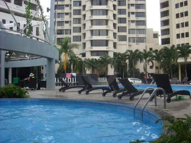 Apartamento completo para alquiler en Dos mares