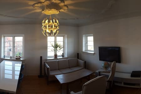 Flat just across Odense Zoo - Odense - Appartement