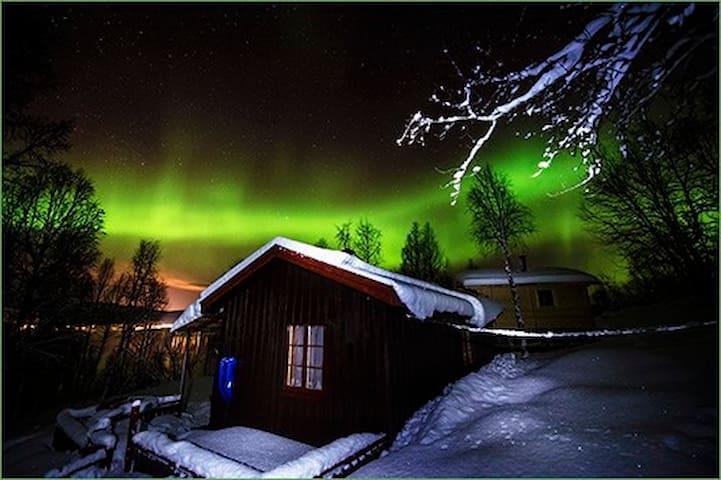 Marianne's Aurora and Troll Cabin - Mestervik - Kabin