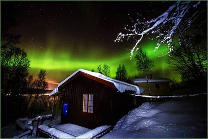 Marianne's Aurora  Cabin