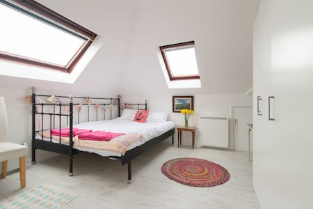 Double room in loft apartment - Rochester - Obsługiwany apartament