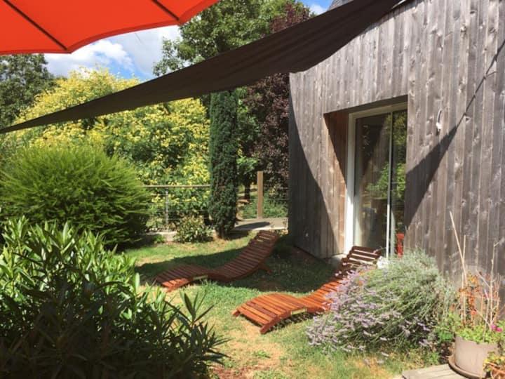 Grande maison proche golfe du morbihan