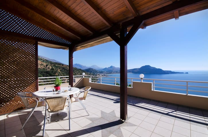 Villa Elgini-unique terrace seaview