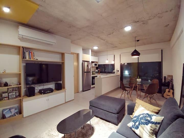 Cool and New full apartment in Parque Chas