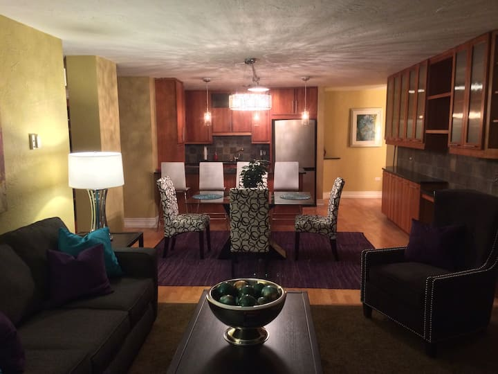 Upscale Downtown Denver 2BR Condo
