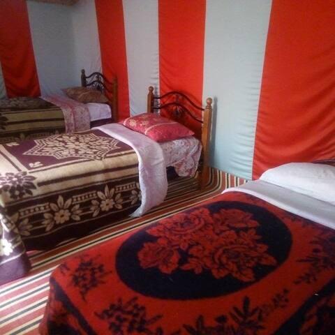 berber camp