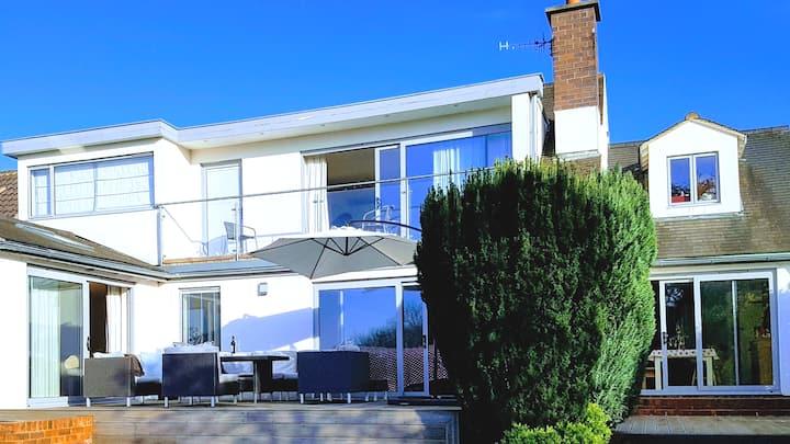 Bristol, spacious home, great views, near Clifton