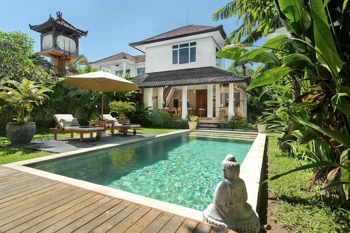 Tropical Oasis - Private Pool - Seminyak